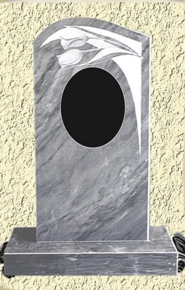 Мраморный памятник РО-010
