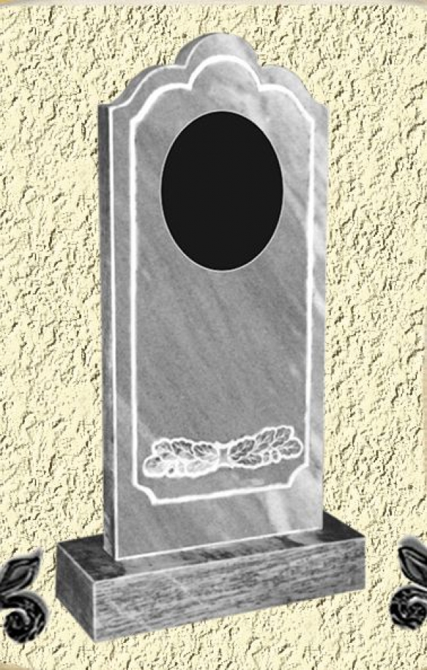 Мраморный памятник РО-012