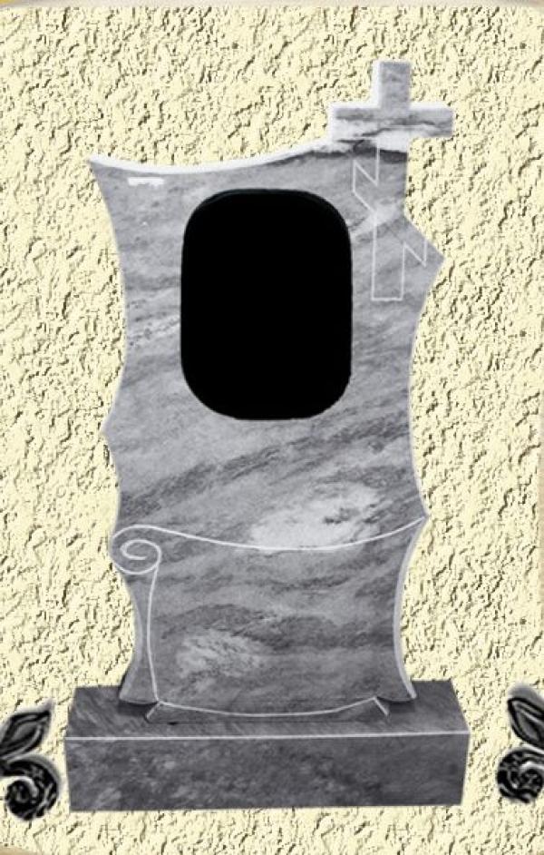 Мраморный памятник РО-020