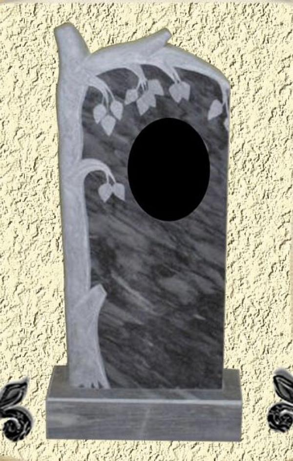 Мраморный памятник РО-043