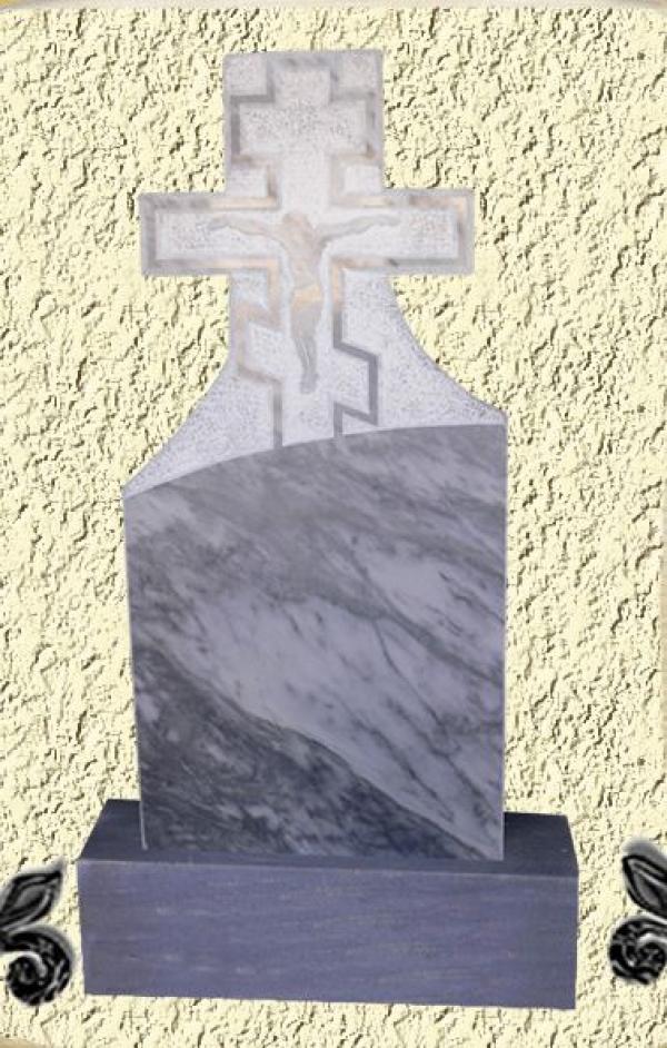 Мраморный памятник РО-045
