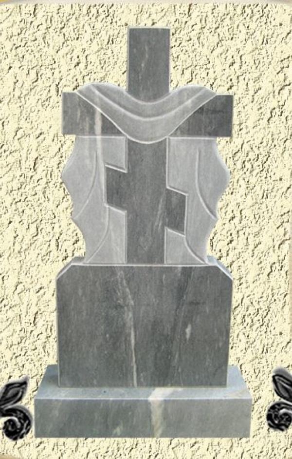 Мраморный памятник РО-053