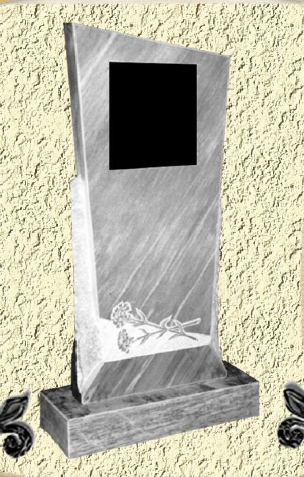 Мраморный памятник РО-06