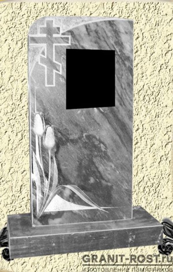 Мраморный памятник РО-07