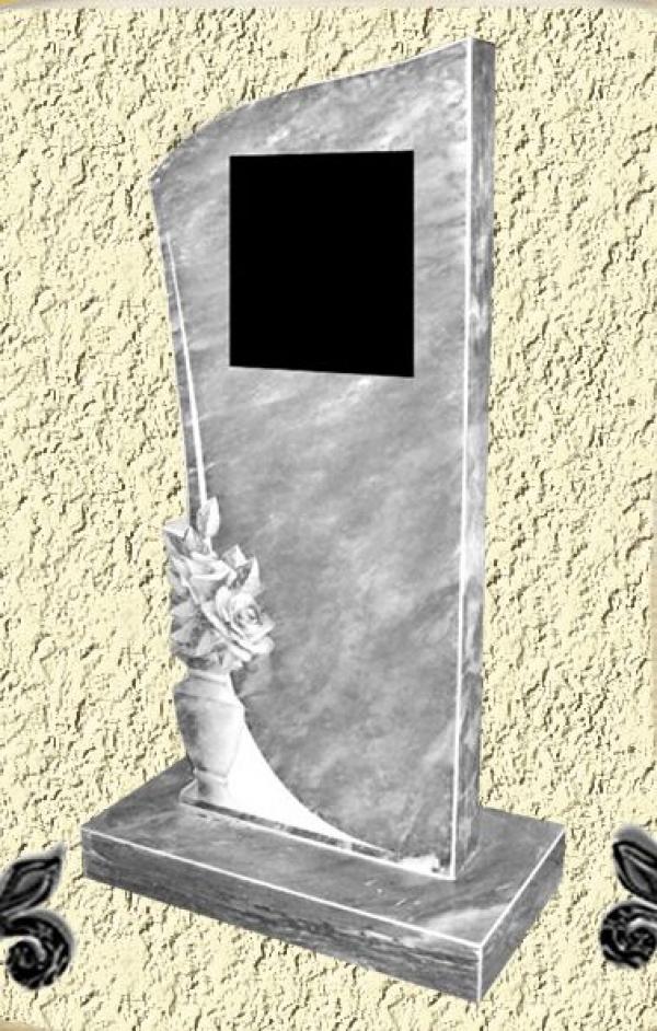 Мраморный памятник РО-08