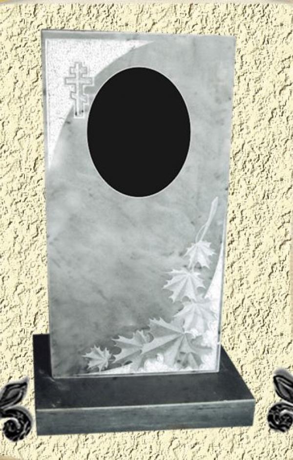 Мраморный памятник РО-09