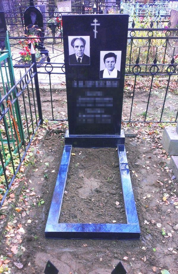 Памятник на могилу: Гранит №1100