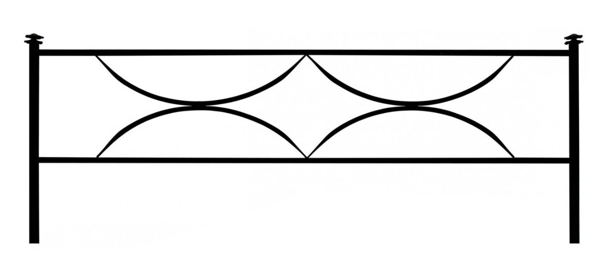 Ограда (Дуговая 15)