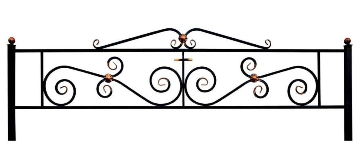 Ограда (Паллада с навершием)
