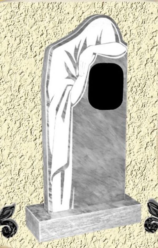 Мраморный памятник РО-013
