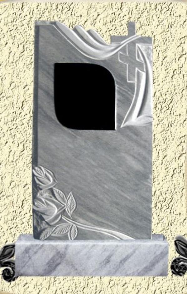 Мраморный памятник РО-019