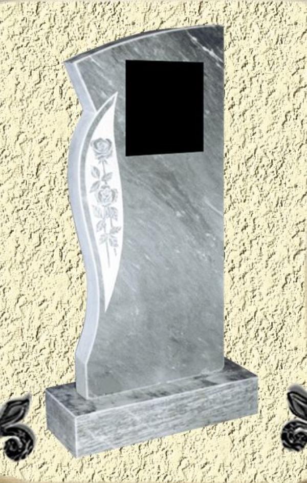 Мраморный памятник РО-01