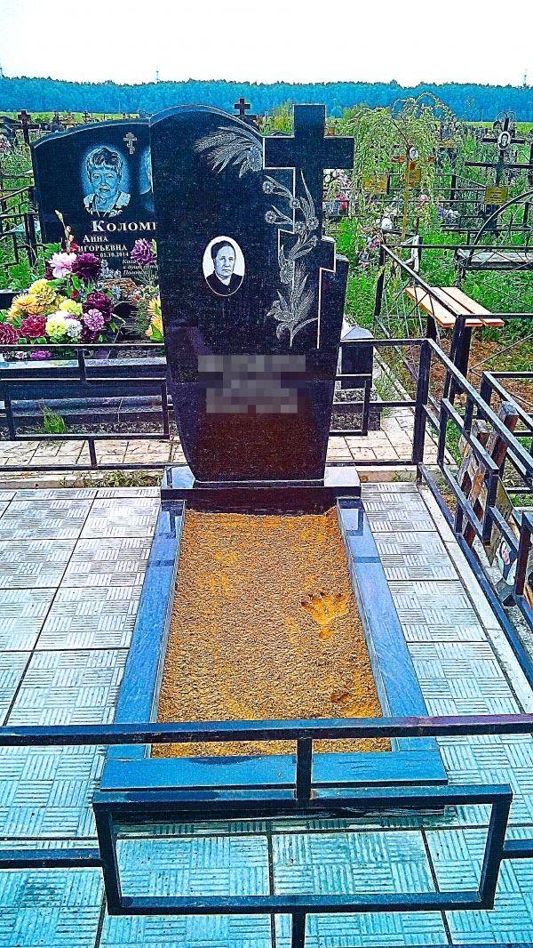 Памятник на кладбище: №1159.