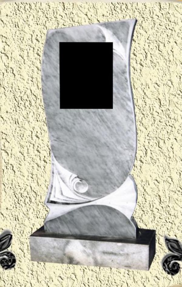 Мраморный памятник РО-02