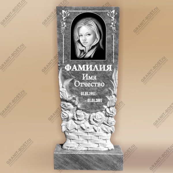 Памятник из Мрамора МФ-036