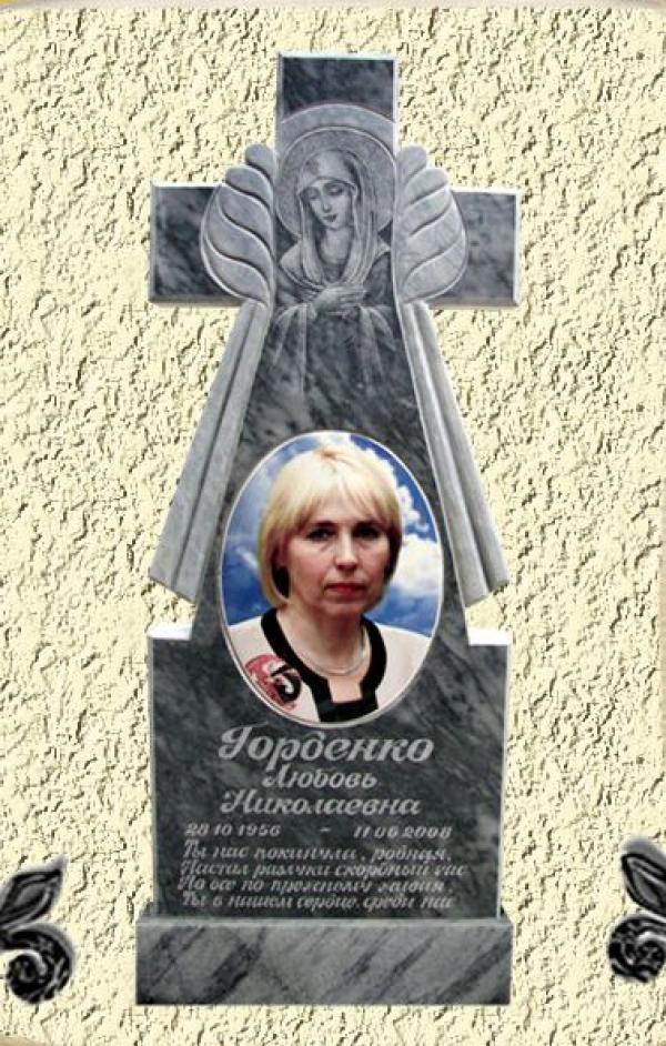 Мраморный памятник РО-035