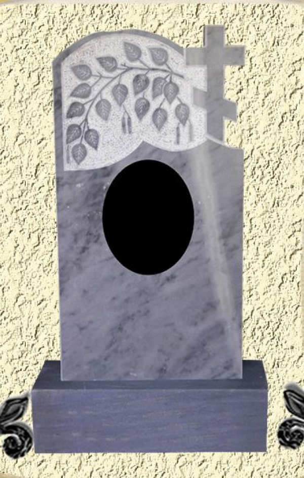 Мраморный памятник РО-042