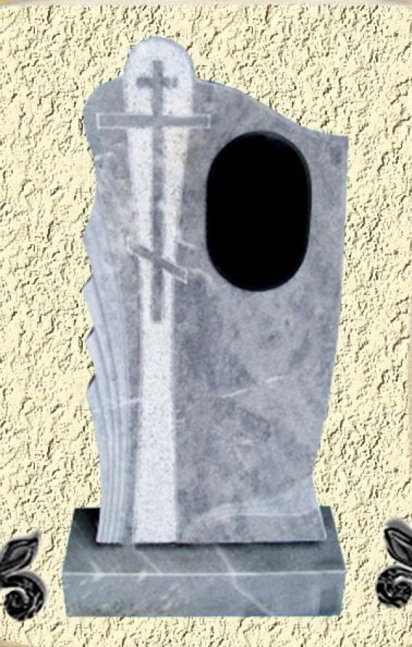 Мраморный памятник РО-050