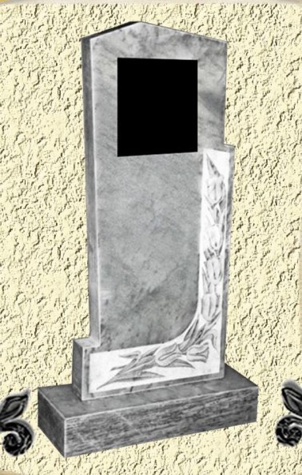 Мраморный памятник РО-05