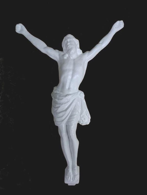 Скульптура из Литьевого мрамора №060 Распятие..