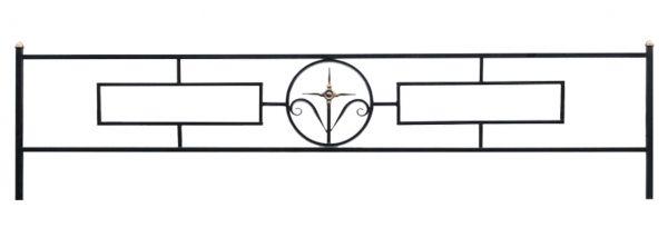 Ограда (Прямоугольник 15 с кольцом)