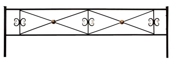 Ограда (Ромб 2)