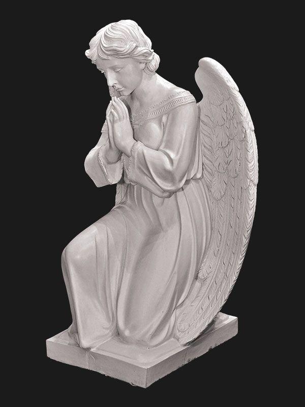 Скульптура из Литьевого мрамора №017 Скорбящая.