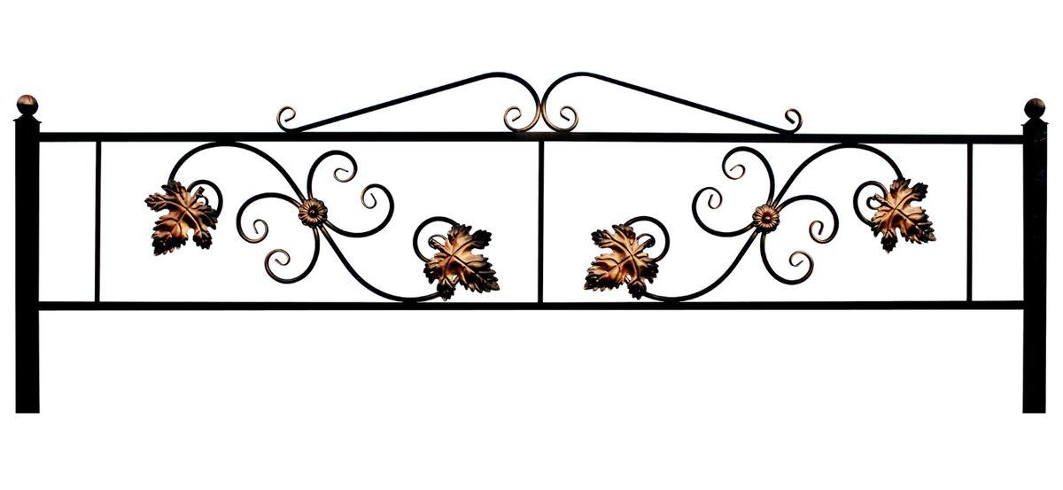 Ограда (Водолей с листом)