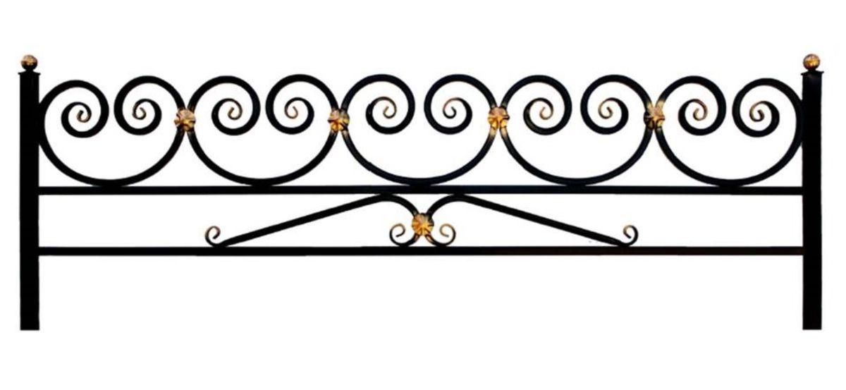 Ограда (Волна 20 на поясе)